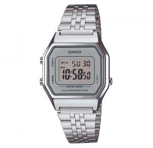 Relógio Digital Casio Vintage Unissex - LA680WA-7DF