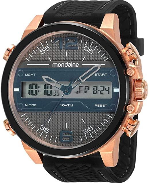 Relógio Masculino Mondaine 53711GPMVII3