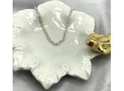 pulseira elos portugueses P em prata 925