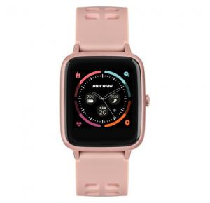Smartwatch Mormaii Life Unissex Full Display Rosé - MOLIFEAA/8J