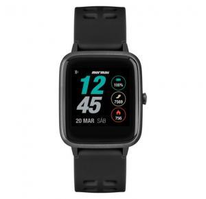 Smartwatch Mormaii Life Unissex Full Display Preto - MOLIFEAB/8P