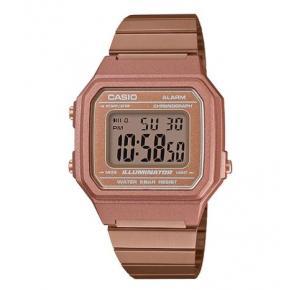 Relógio Casio Feminino Standard Digital Rosé B650WC-5A