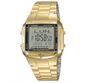 Relógio Casio Vintage Unissex Dourado DB-360G-9A