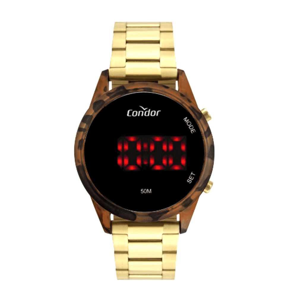 Relógio Feminino Condor Digital COJHS31BAH/7S