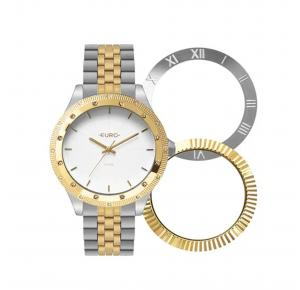 Relógio Euro Feminino Troca Aros EU2035YPN/T5K