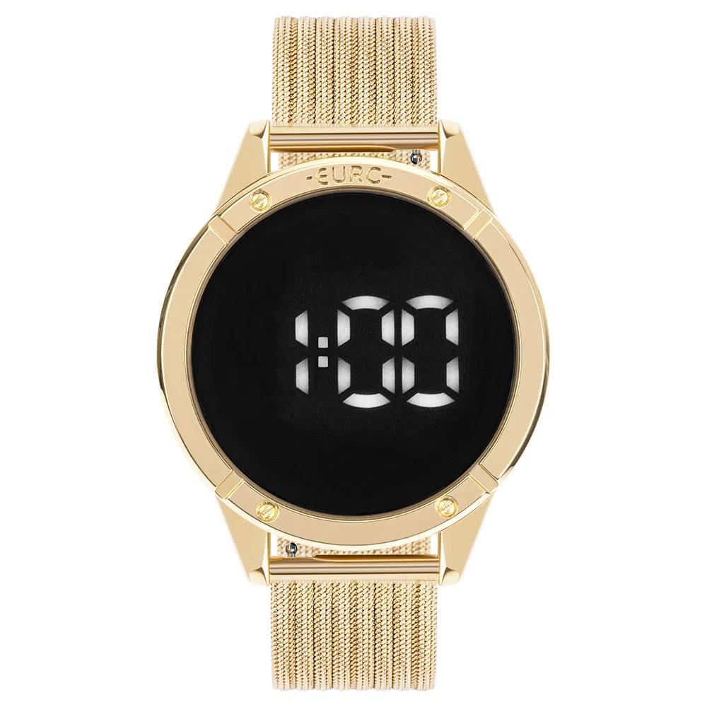 Relógio Euro Fashion Fit Touch Feminino Dourado EUBJ3912AA/4F