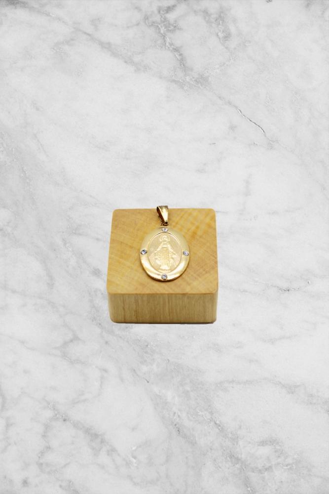 Medalha N.S. Graças PINF 1.0