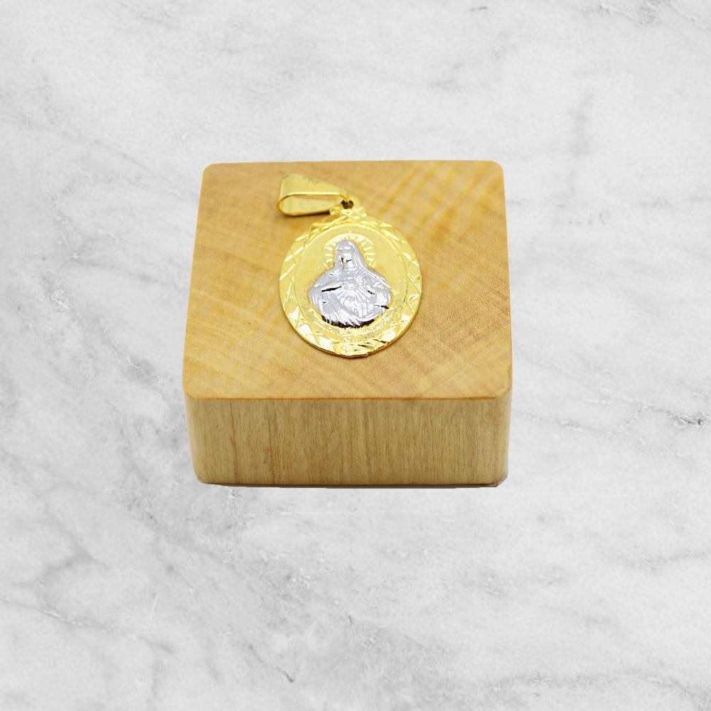Medalha Sagrado Coração PINF 1.0