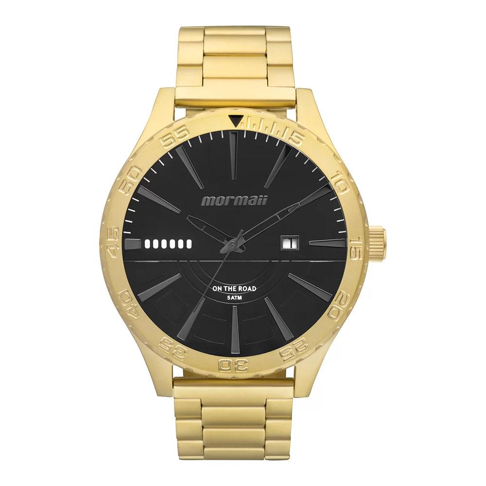 Relógio Mormaii Masculino Analógico MO2115AY-4P