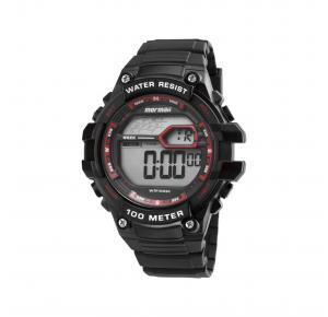 Relógio Mormaii Masculino Preto Digital MO3480A/8R