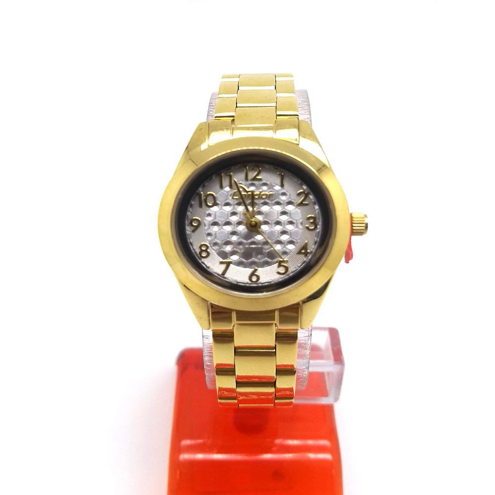 Relógio Condor Feminino Dourado CO2035KWG/4C