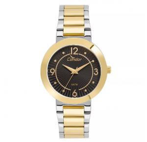 Relógio Condor Feminino Bracelete Bicolor - CO2035KVT/5P