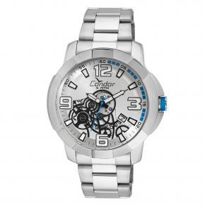 Relógio Condor Masculino Civic CO2415BJ/3K - Prata