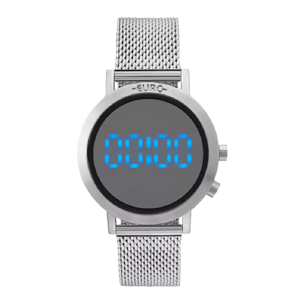 Relógio Euro Feminino Fashion Fit Prata - EUBJ3407AB/3P
