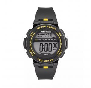 Relógio Mormaii Masculino Wave Cinza - MO9810/8Y