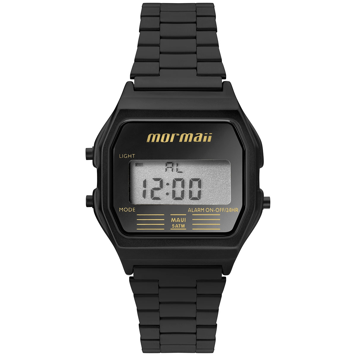 Relógio Digital Mormaii Vintage Unissex MOJH02AJ/4P