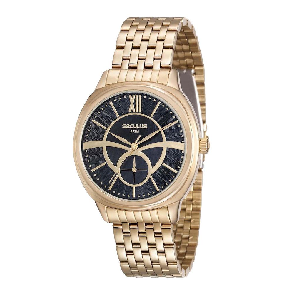 Relógio Seculus Feminino 20417LPSVDS2