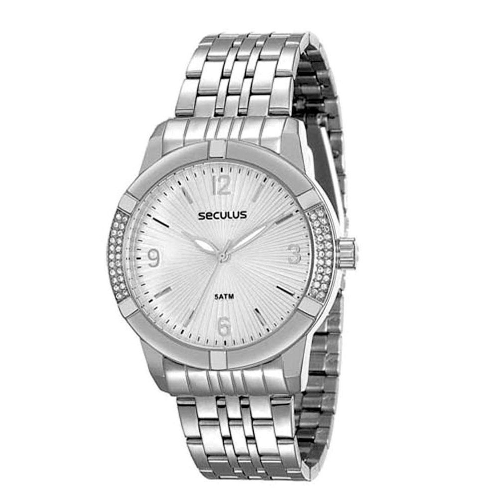 Relógio Feminino Analógico Seculus 28559L0SVNS2
