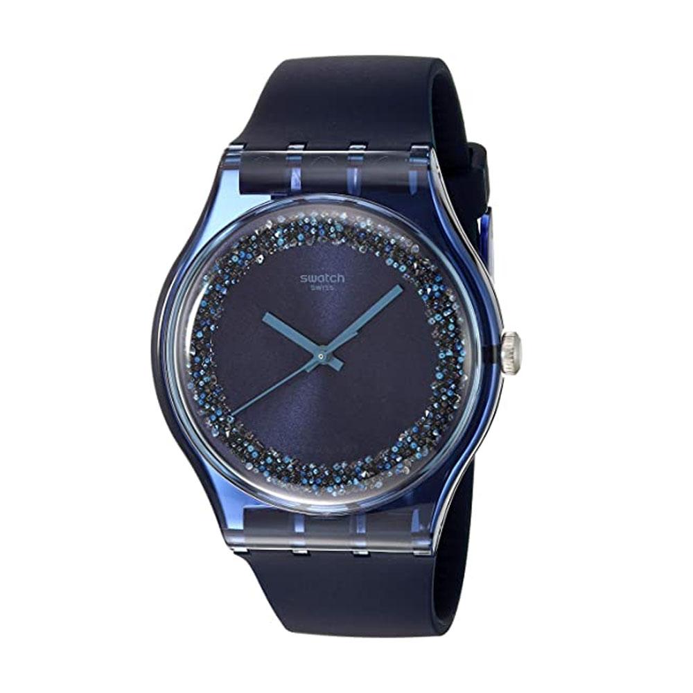Relógio Swatch Blusparkles SUON134