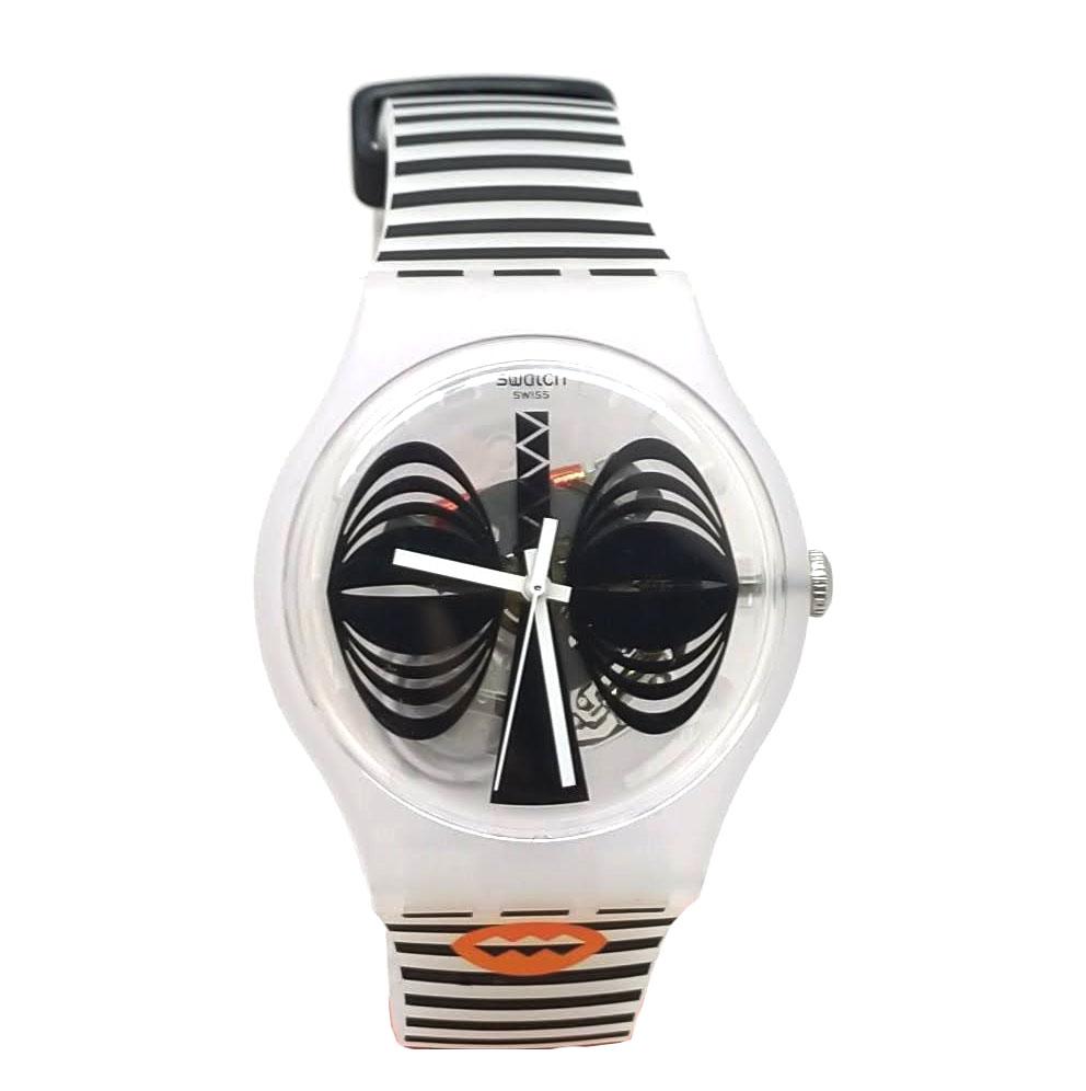 Relógio Swatch Maskara SUOW122