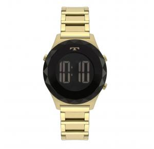 Relógio Technos Crystal Feminino Dourado BJ3851AB/4P