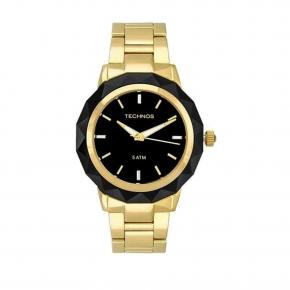 Relógio Feminino Technos Dourado Elegance 2035MCM/4P