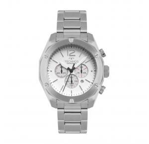 Relógio Technos Masculino Skymaster Prata OS20HME/1B